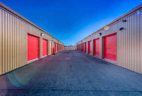 Commercial & Residential Storage Units