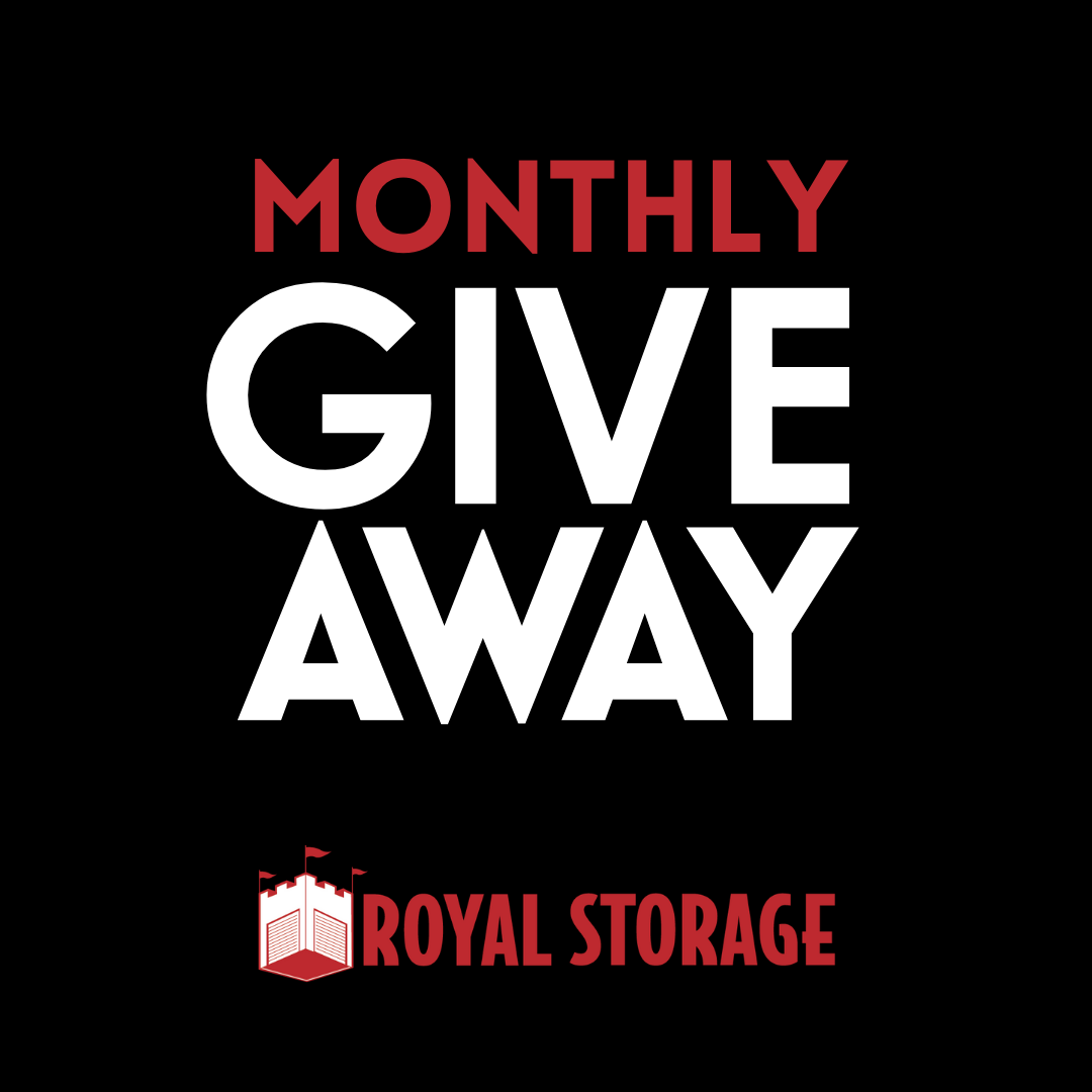 Monthly Give Away